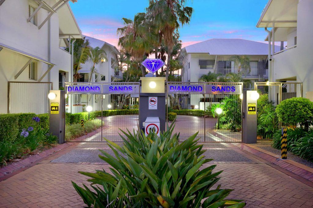 Diamond Sands Resort - Gates